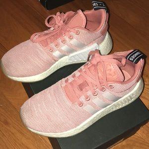 Adidas R2 NMD Baby Pink